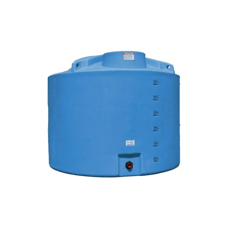 Cuve stockage d 39 eau 4800l duraplas - Cuve stockage eau potable ...