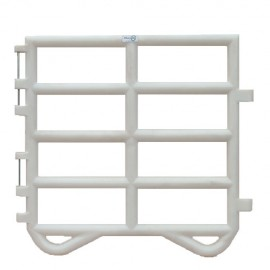 Barrière de contention 1.7m - blanc