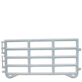 Barrière de contention 3m - blanc
