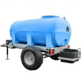Châssis roulant et cuve à eau 2500L