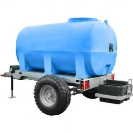 Châssis roulant et cuve à eau 3000L