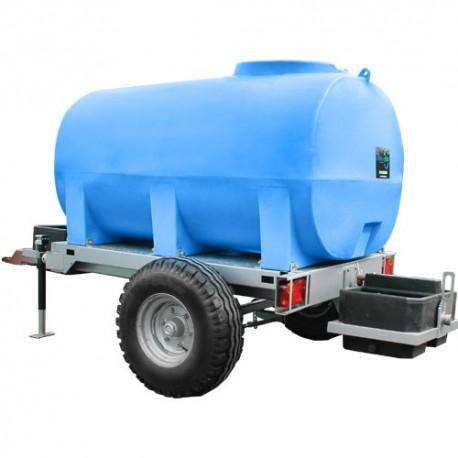 Châssis roulant et cuve à eau 3000L homologué