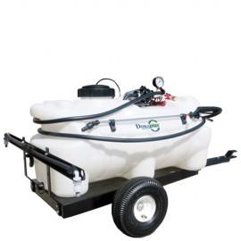 Pulvérisateur tractable 220L pour micro-tracteur