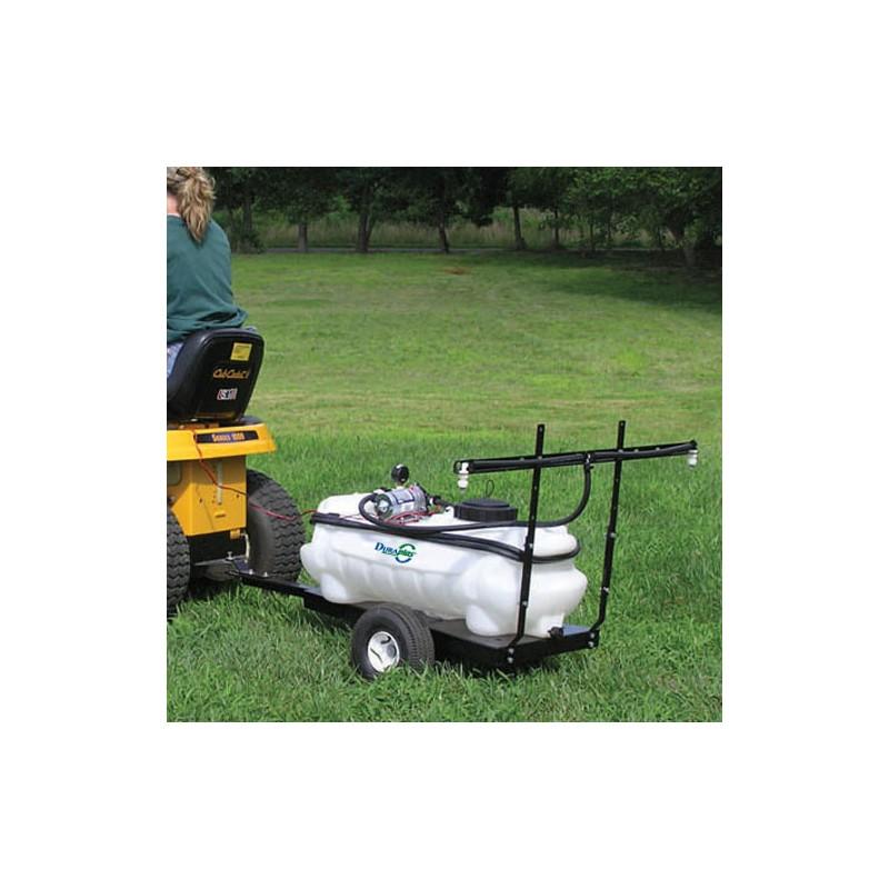 Pulv risateur tractable 220l pour micro tracteur duraplas - Pulverisateur de jardin electrique ...