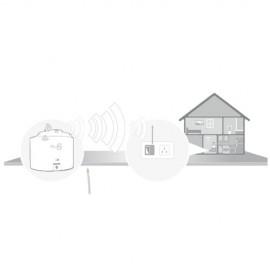 Jauge + détecteur de fuite