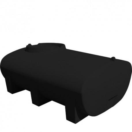 Cuve transport d'eau 2000L noire