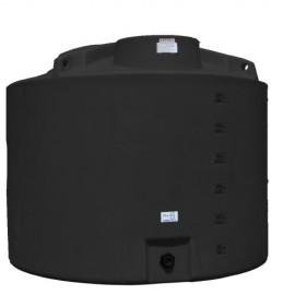 Cuve de stockage d'eau 4800L noire