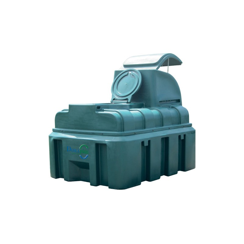 cuve fioul 3000l pompe jauge ultrasonique et enrouleur duraplas. Black Bedroom Furniture Sets. Home Design Ideas