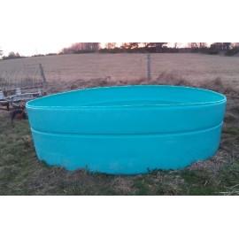 Bac à eau 3600L