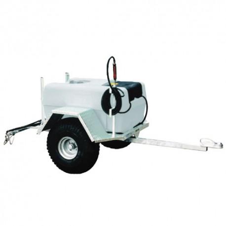 Pulvérisateur professionnel 200L sur châssis roulant