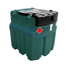 Transport fioul 950L, 40L/min