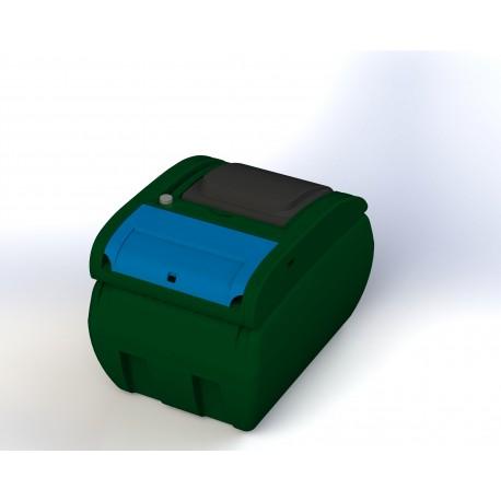 Cuve de transport fioul 400L premium 40L/min