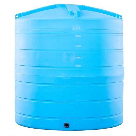 Cuve stockage eau 10200L noire